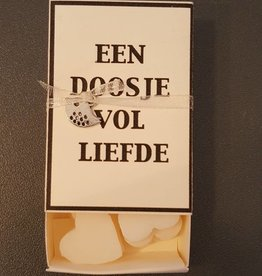 Soap in a Box - Een doosje vol Liefde