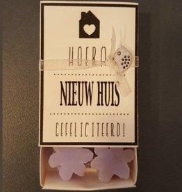 How Lovely Soap in a Box - Hoera een Nieuw Huis Gefeliciteerd