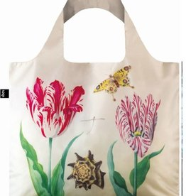 Loqi Shopper Opvouwbaar Two Tulips - Loqi
