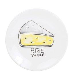 "Blond Amsterdam Bord 12cm Brie Mine ""Valentijn 2018"" - Blond Amsterdam"