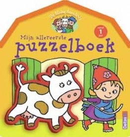 Mijn allereerste puzzelboek De kleine Boerderij - Uitgeverij Deltas