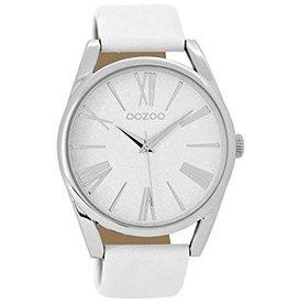OOZOO Horloge White 42mm C8910 - OOZOO