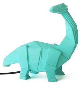House of Disaster Origami Lamp Dinosaurus groen - House of Disaster