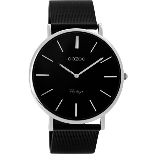 OOZOO Horloge Vintage 40mm C8865 - OOZOO