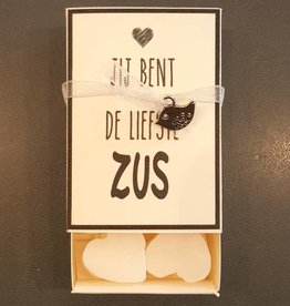 How Lovely Soap in a Box - Jij Bent de Liefste Zus