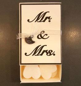 How Lovely Soap in a Box - Mr. & Mrs.