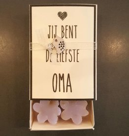 How Lovely Soap in a Box - Jij bent de liefste Oma