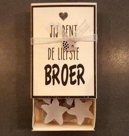 How Lovely Soap in a Box - Jij bent de Liefste Broer