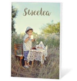 Sweetea - Thee in een kaartje