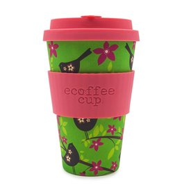 Ecoffee cup Ecoffee cup 400ml Widdlebirdy - Ecoffee cup