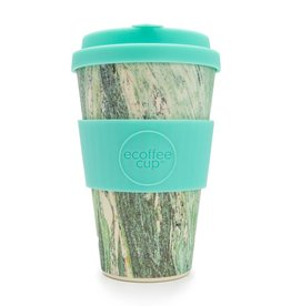 Ecoffee cup Ecoffee cup 400ml Marmo Verde - Ecoffee cup