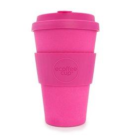 Ecoffee cup Ecoffee cup 400ml Pink'd - Ecoffee cup
