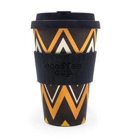 Ecoffee cup Ecoffee cup 400ml Zignzag - Ecoffee cup