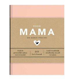 Voor Mama (invulboek) - Elma van Vliet
