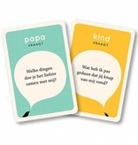 Vraag Maar! Een spel voor Vader & Kind - Elma van Vliet