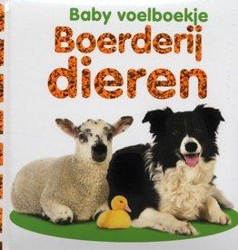 Baby Voelboekje Boerderijdieren