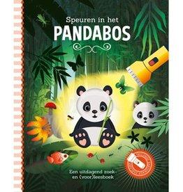 Speuren in het Pandabos - Zaklampboek