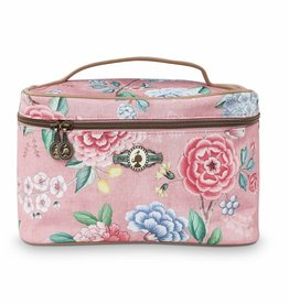 Pip Studio Beauty Case Floral Good Morning roze - Pip Studio