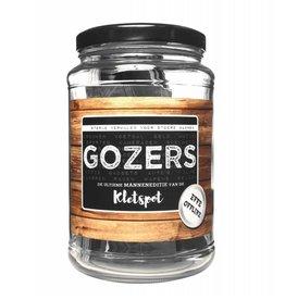 Kletspot Gozers - Kletspot