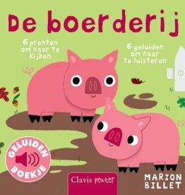 De Boerderij Geluidenboek - Marion Billet