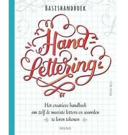 Deltas Basishandboek Handlettering - Deltas