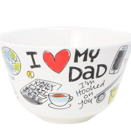 Blond Amsterdam Kom I Love Dad 14cm - Blond Amsterdam