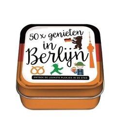 50x Genieten in Berijn - 50 Hippe Hotspots