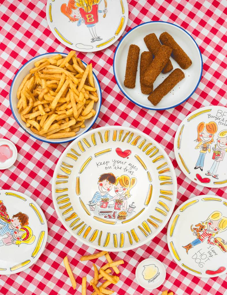 We Love to Snack!
