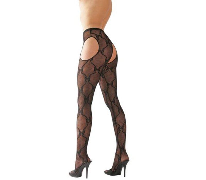 Design open-kruis panty