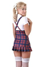 Cottelli Collection Sexy schoolmeisje outfit