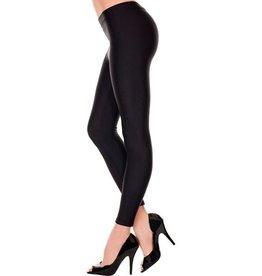 Music Legs Basic Lange Legging - Zwart