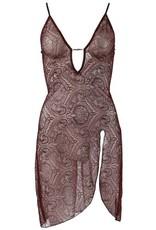 Cottelli Collection Tara jurk - rood
