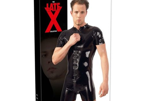 The Latex Collection Latex Body Met Rits