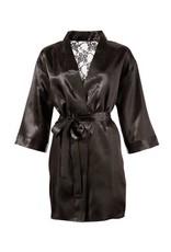 Cottelli Collection Kimono Met Kanten Achterkant