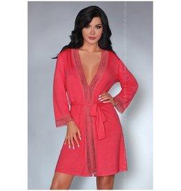 Livia Corsetti Fashion Frances Kimono - Roze/Oranje