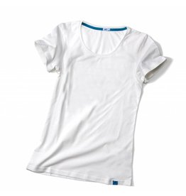 ajoofa Basic shirt women - white