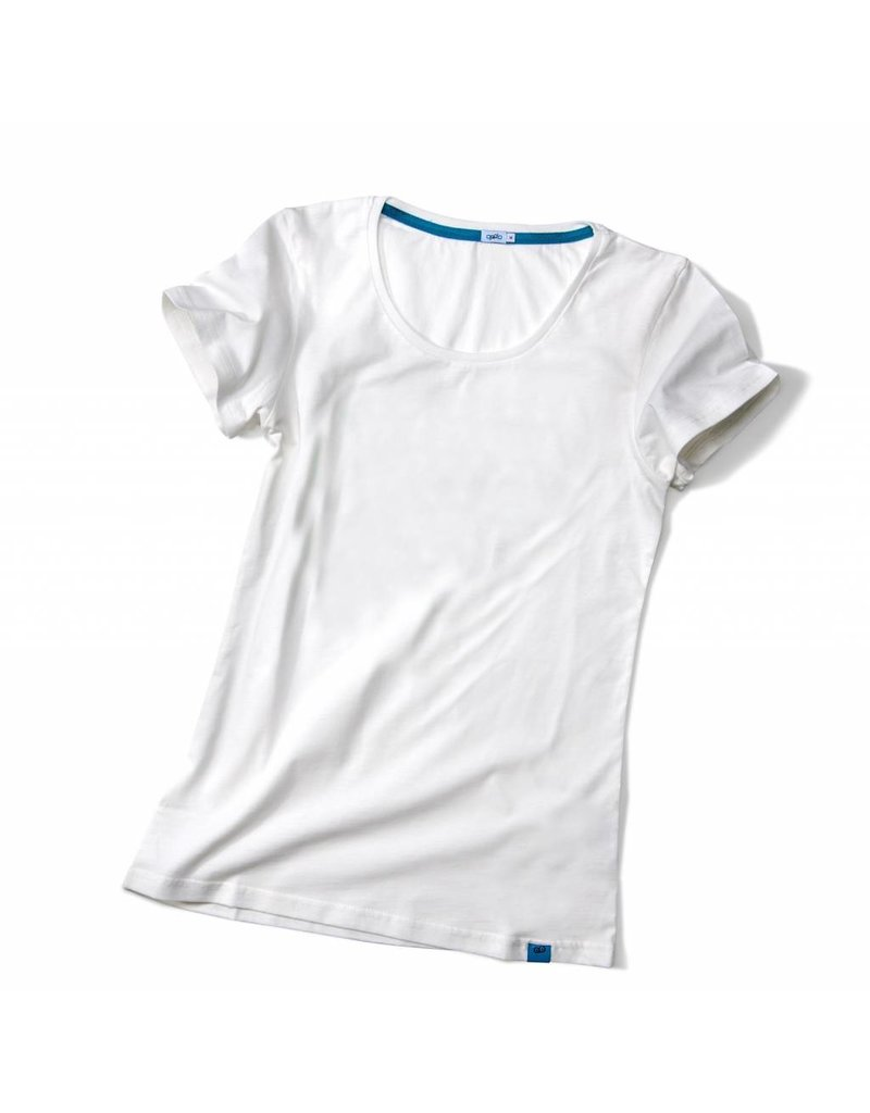 ajoofa Basic shirt women - white
