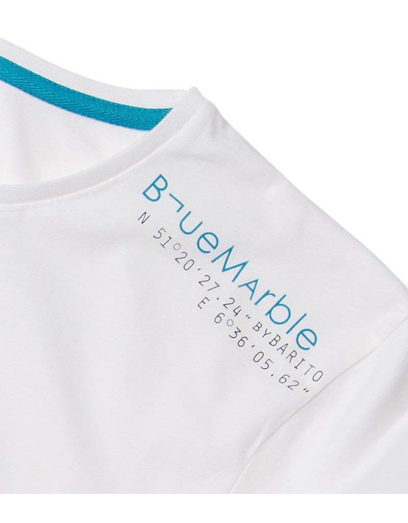 ajoofa BlueMarble - white