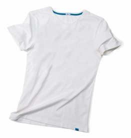 ajoofa Basic Shirt - white