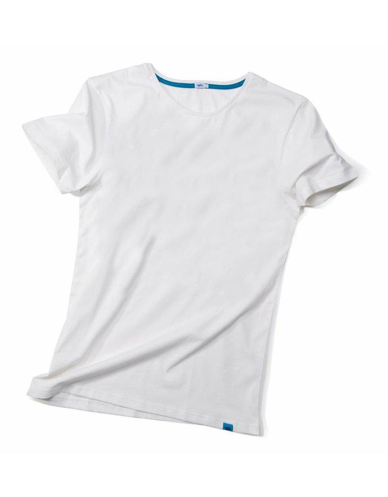 ajoofa Basic Shirt - white