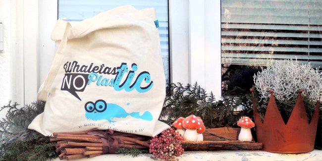 Whaletastic – NO Plastic