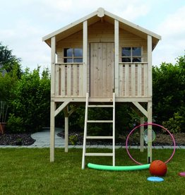 SOLID PLAYHOUSE 1800 X 1900 mm