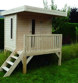 SOLID PLAYHOUSE  1800 X 1800 mm -1002 mm