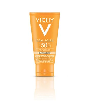 Vichy Capital Soleil BB Dry Touch Emulsie SPF 50 (50ml)