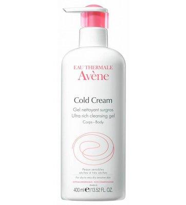 Avène Cold Cream Ultra Rich Cleansing Gel (400ml)
