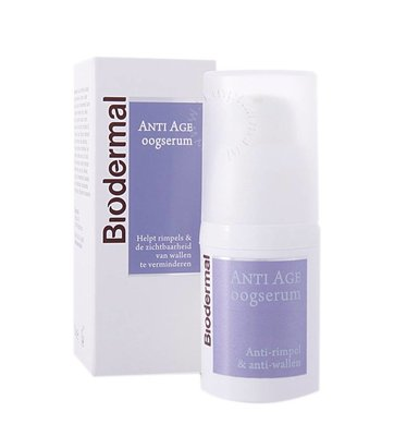 Biodermal Oogserum anti age (15ml)