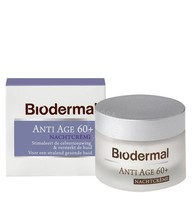 Biodermal Nachtcrème anti age 60+ (50ml)