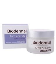 Biodermal Nachtcrème anti age 50+ (50ml)