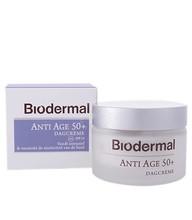 Biodermal Dagcreme Anti Age 50+ (50ml)