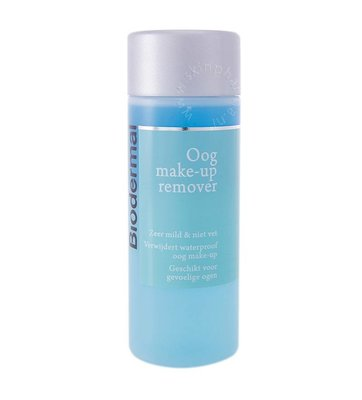 Biodermal Oogmake-up remover (125ml)